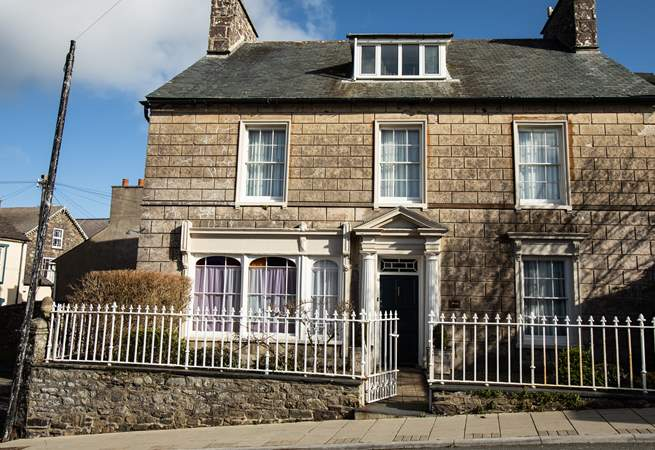 Menai House in the heart of St David's.