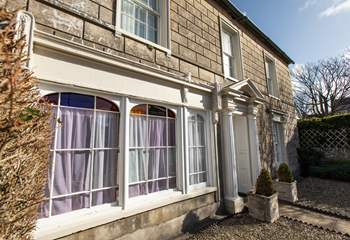 Perfect holiday home close to the rugged Pembrokeshire coast path.