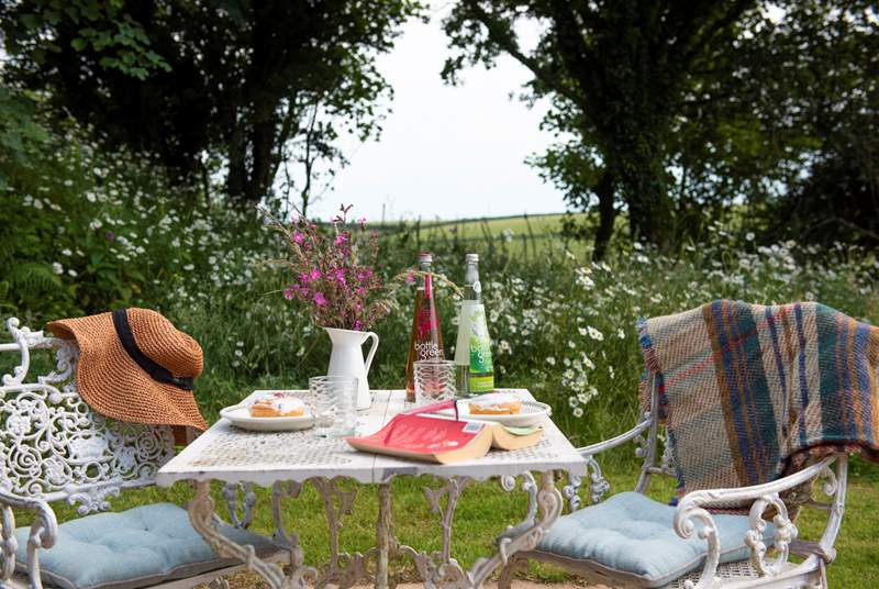 Al fresco at its best.