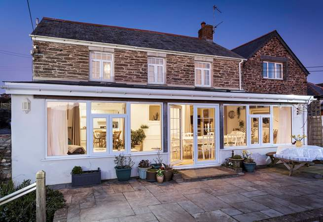 Langurra is a beautiful house in an equally beautiful village, with two excellent pubs nearby.