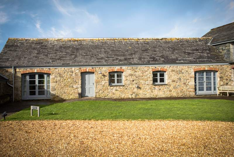 Welcome to Stargazy. A truly stunning barn conversion on the north coast of Cornwall.