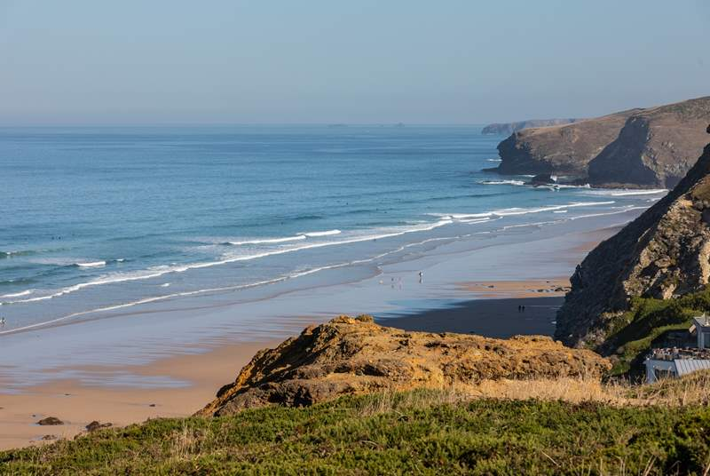 The north coast has the most amazing coastline.