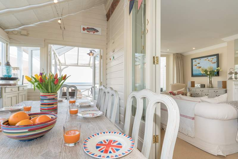 Windy Ridge is located in a perfect location with stunning sea views.
