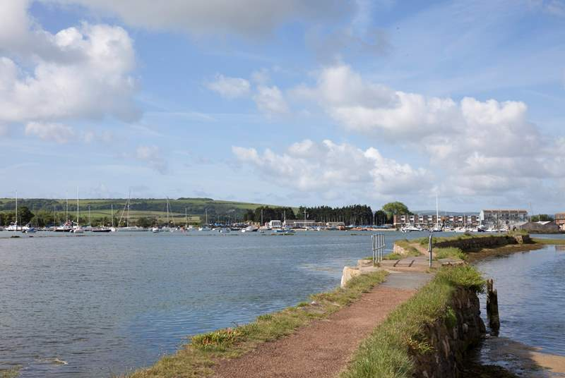 St Helens is the neighbouring village to Seaview, explore the coastal walks it has on offer.