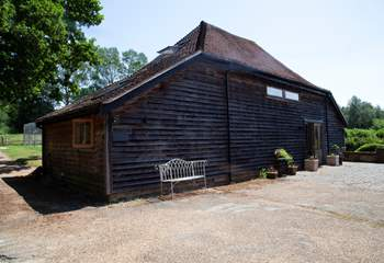 Medleys Barn is an attractive barn conversion.