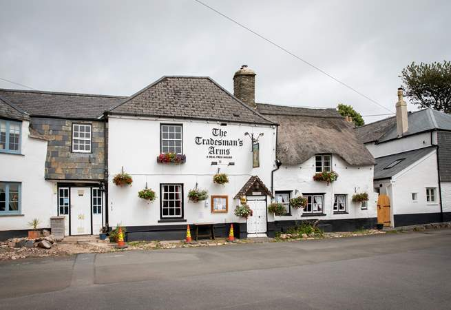 This fabulous pub is right on your doorstep.