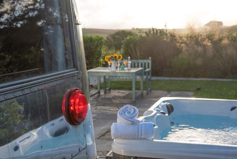 Getaway from the every day at this fabulous Airstream.