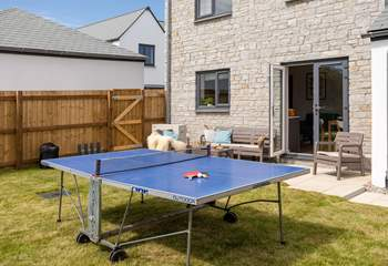 How cool is this table-tennis table!
