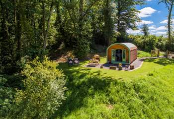Nestled on the edge of the woodland, there are woodland walks and footpaths galore to explore.