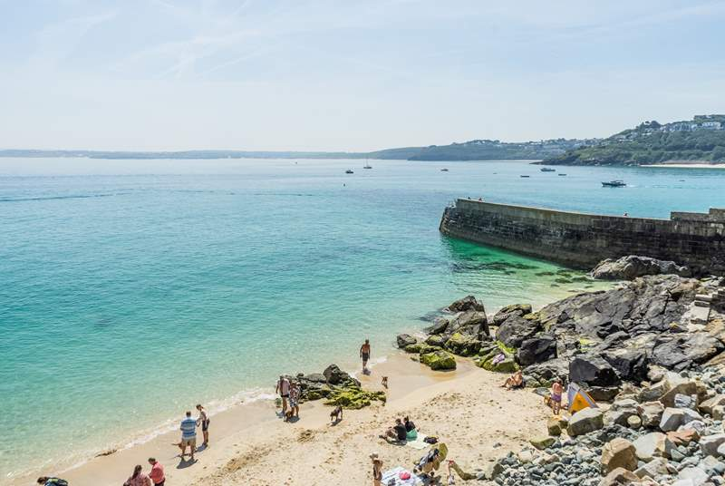 Perhaps take a visit to St Ives where the colours are just magical.
