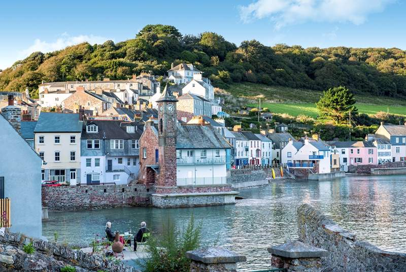 The coastal village of Kingsand offers the perfect place to enjoy an ice cream or join the coast path.