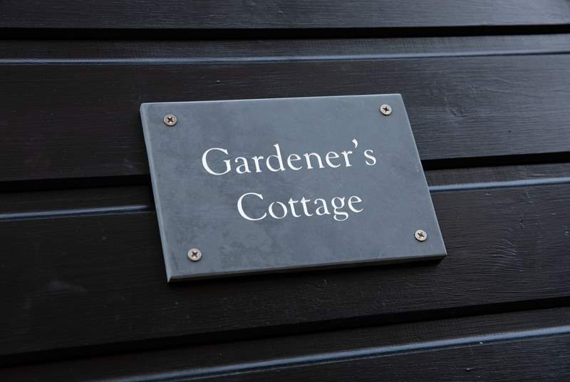 Gardener's Cottage; your rural Dorset escape.