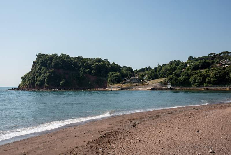 Or perhaps a lazier day is on the cards on one of the many beaches right on your doorstep.