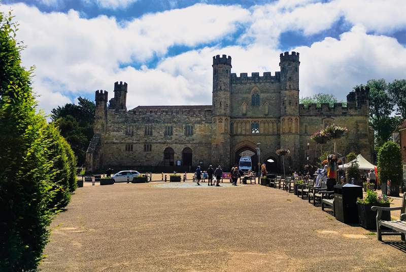 Visit the town of Battle and its beautiful Abbey.