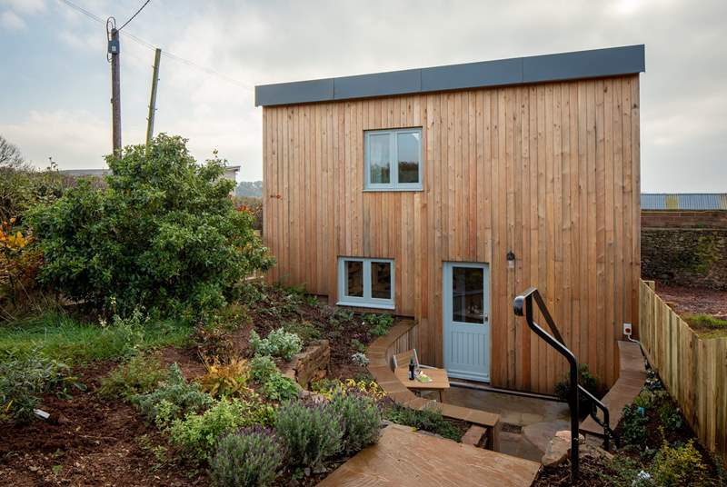 The very quirky Starlings property. Wait until you step inside!