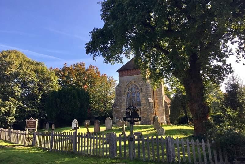 Penhurst Church.
