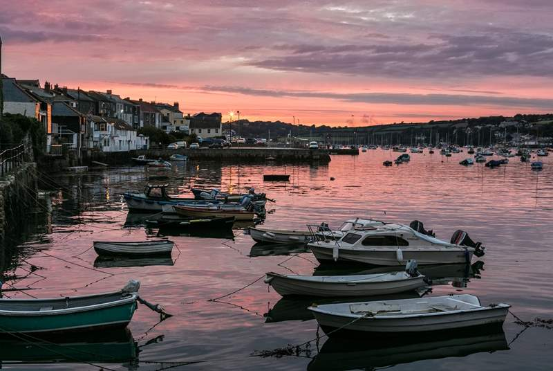 Falmouth has much to offer with plenty of eateries, boutique shops and galleries.