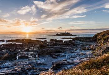 Spend time taking in the wonderful views this area boasts and discover wonders such as Godrevy lighthouse and the local seal population.
