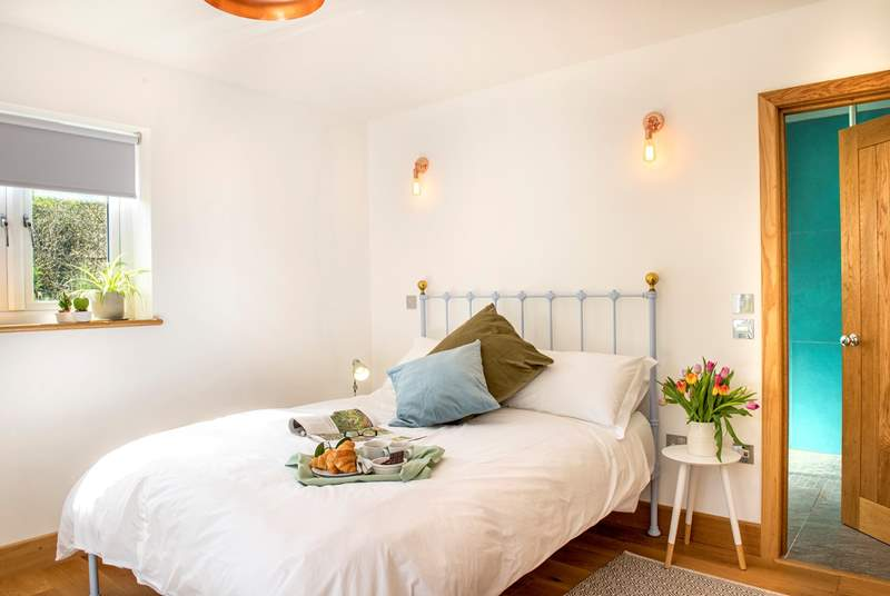 Olive Tree has three charming bedrooms.