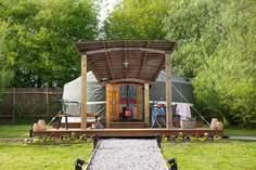 Whittlers Yurt