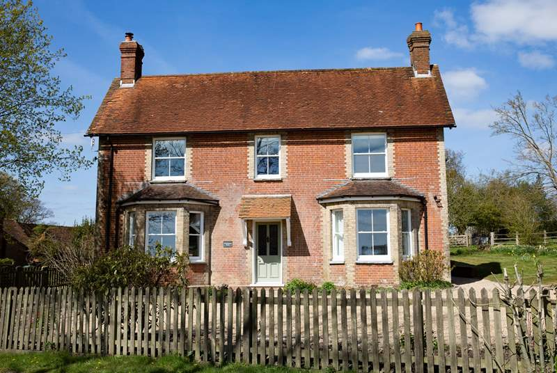 Whitehouse Farm is a great base for exploring Kent and Sussex.