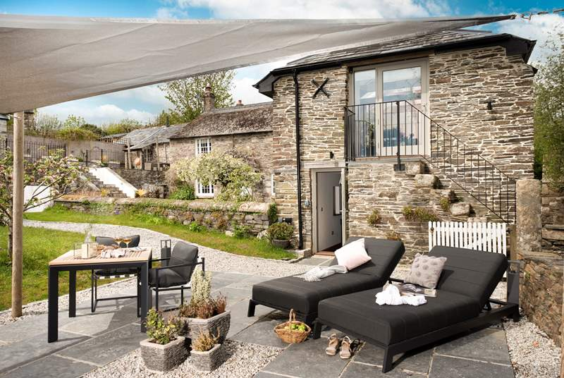 Welcome to The Aval Loft - the most idyllic countryside retreat for two.