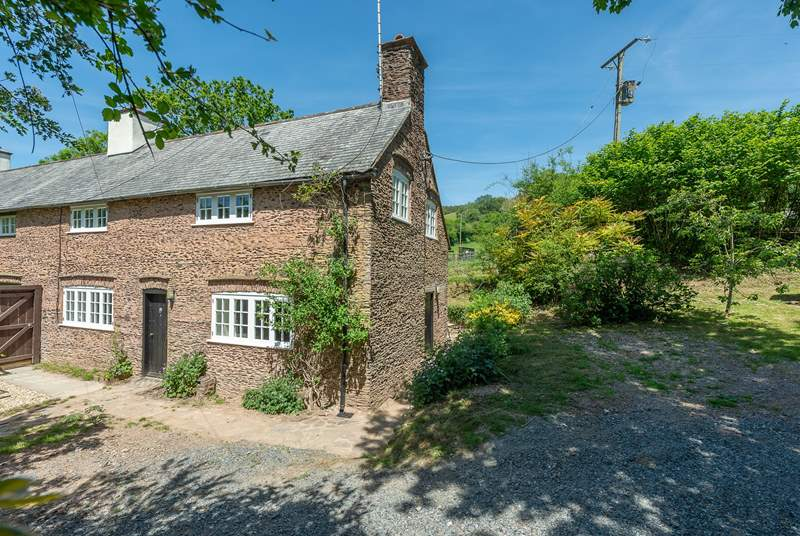 Frogwell Cottage; your slice of Exmoor escapism.