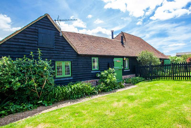 The Old Stable is perfect for couples looking for a country hideaway.