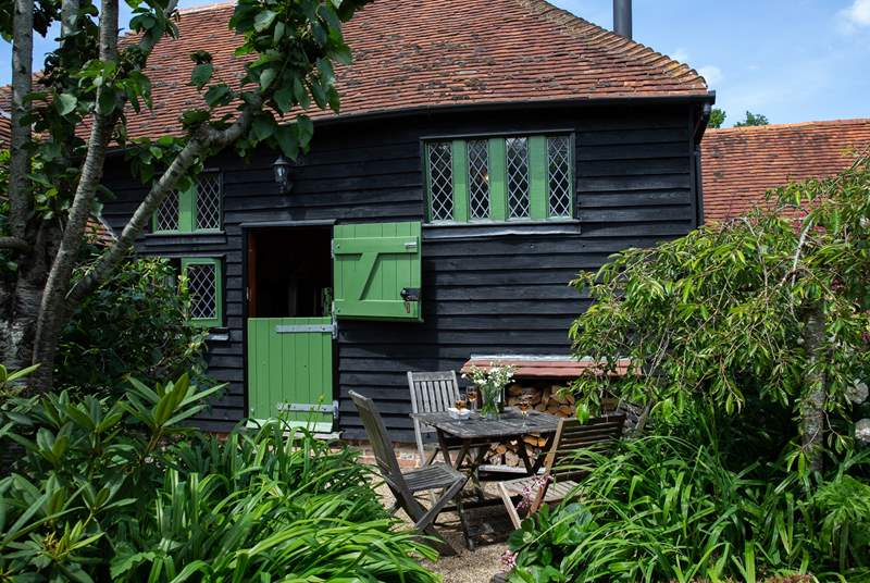 The Old Barn is lovely for families and friends looking for a true rural experience.