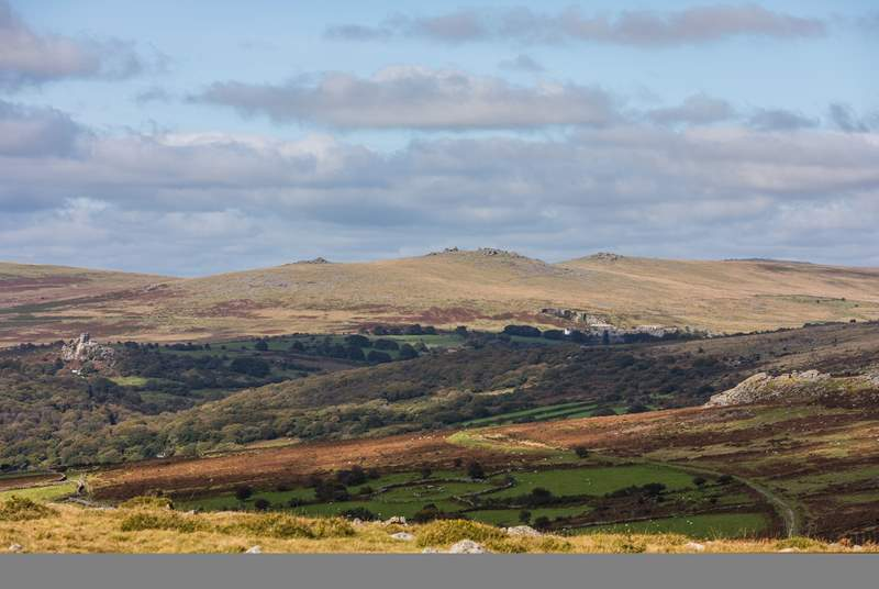 The wonders of Dartmoor are waiting to be discovered on your doorstep.
