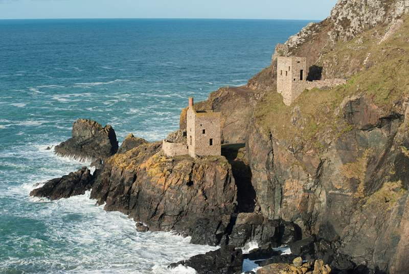 Botallack mines make for a great photo opportunity.