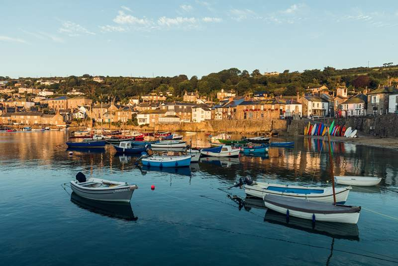 Magical Mousehole is a short drive away.