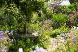 The owners' gardens are just amazing, please feel free to explore.