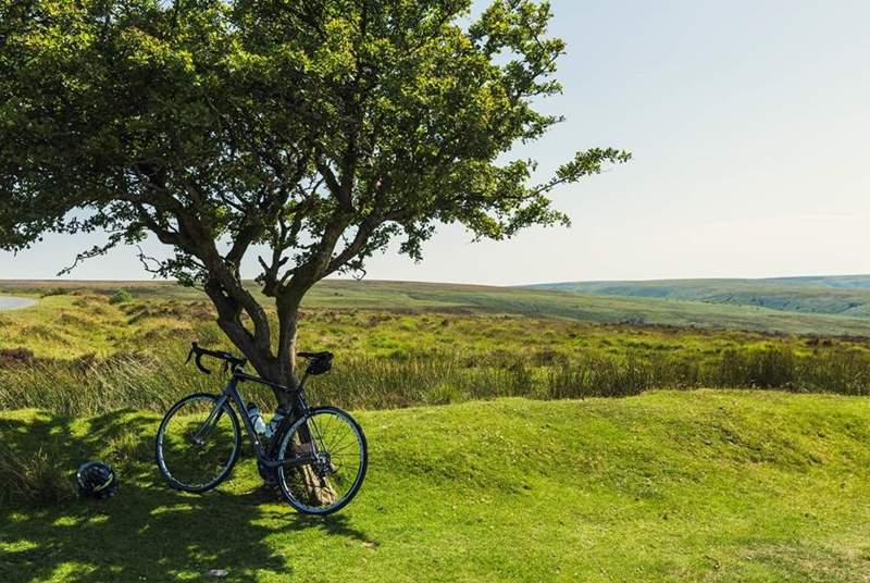 Exmoor is a beautiful part of the world