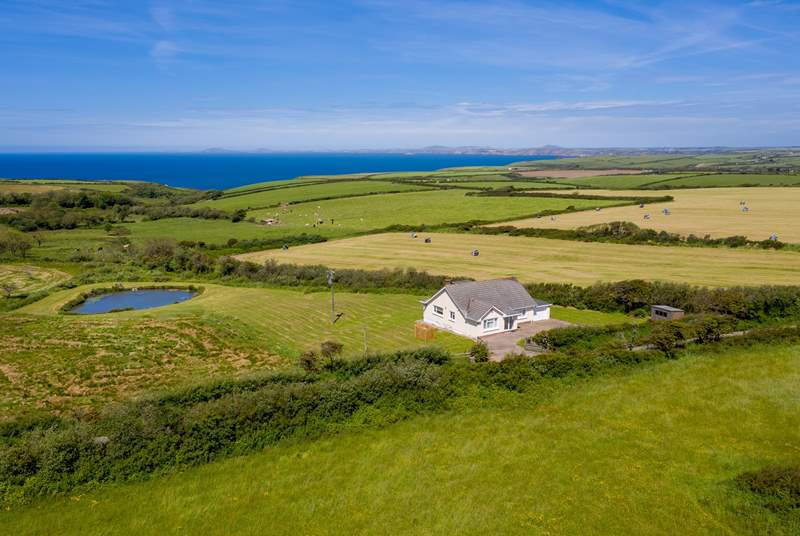 Sea Breeze offers everything for a perfect Pembrokeshire holiday.