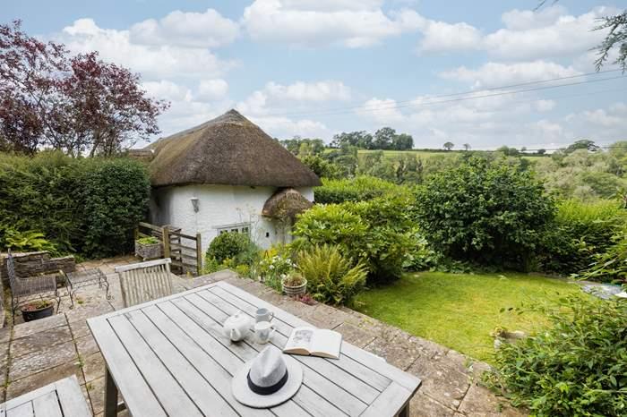 Cottages in South Devon