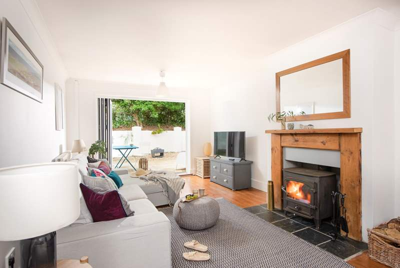 Beautifully furnished and perfect for family holidays or a seaside getaway for a group of friends.