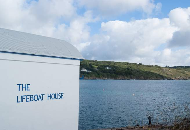 The Lifeboat House is now a fish restaurant. (Closed in November and not open every day in the winter months). Fish and Chip takeaway too.