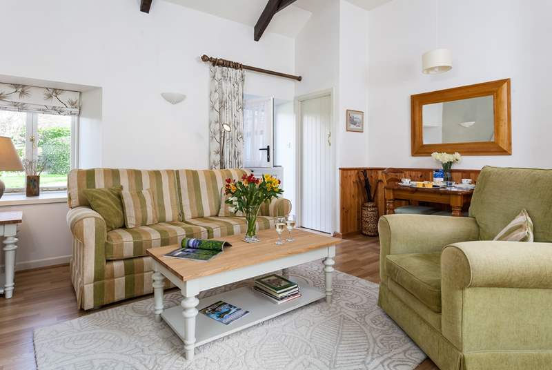 This lovely cottage is the perfect resting place after a day out exploring.