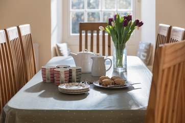 Rustle up a teatime treat.