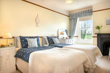 Butterwell House has 4 gorgeous bedrooms