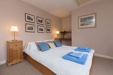 This bedroom is a great option for a multi generation family holiday.