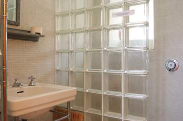 The first floor shower-room.
