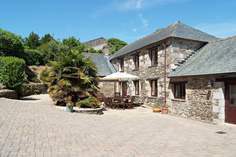 Trevithick Park - Holiday Cottage - 3.3 miles W of Mevagissey