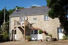 Penberthy Barn - Holiday Cottage - 5.1 miles SE of St Ives