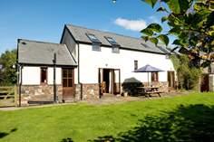 Grenlecotte Cottage - Holiday Cottage - 8.7 miles NE of Holsworthy