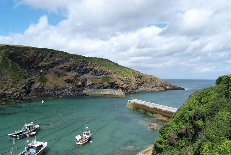 Port Isaac is well worth a visit.