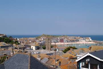 St Ives is a short drive away.