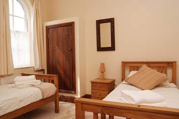 The pretty twin Bedroom 2.