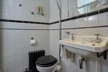 Family shower-room.